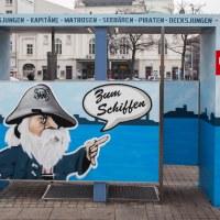 Zum Schiffen - Seemann Pissoir