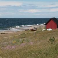 Insel Öland in der Nähe von Byxelkrok, Schweden
