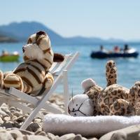 Relaxing und vom Sommer träumen