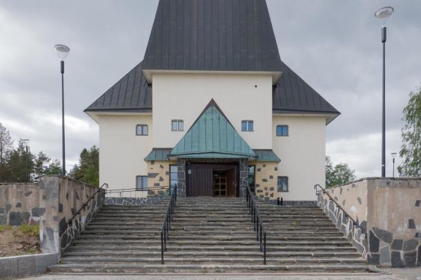 Rovaniemi Church, Finland_02