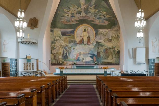 Rovaniemi Church, Finland_04