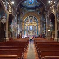 Basilica de la Mare de Deu de LLuc,  Santuari de Lluc, Mallorca, Balearic Islands, Spain