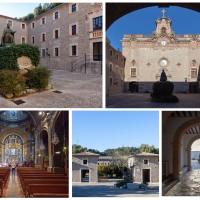 Santuari de Lluc, Mare de Déu, Mallorca, Balearic Islands, Spain