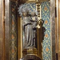 Schwarze Madonna, Santuari de Lluc, Mallorca, Balearic Islands, Spain