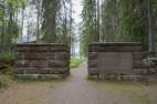 Soldatenfriedhof, Soldiers' Cemetery, Rovaniemi, Finland