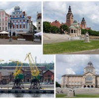 Szczecin (Stettin), Poland