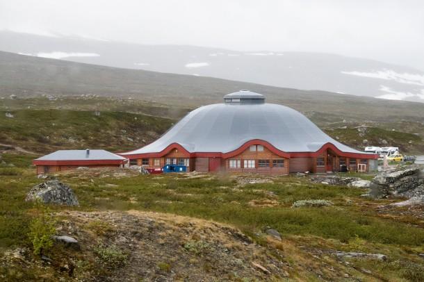 The Arctic Circle Centre, Saltfjellveien, Norway