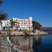 Hotel Miramare, Lungo Mare, Opatija, Kroatien, Croatia