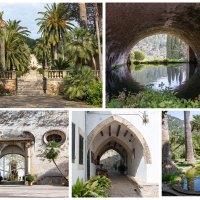 Jardines de Alfabia, Bunyola, Palma-Soller, Mallorca, Balearic Islands, Spain