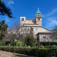 Museu Cartoixa de Valldemossa, Kartause von Valdemossa, Mallorca, Balearic Islands