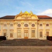 Schloss Halbturn, Burgenland, Österreich, Austria